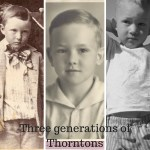 Thornton Family History Lost & Found