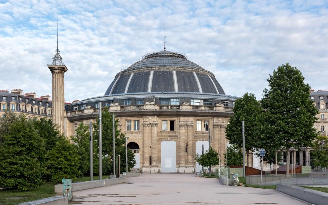 Réhabilitation bâtiment Bourse du Commerce de Paris
