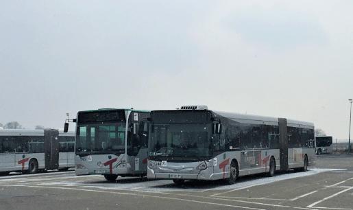 Dépôt Bus de Bondoufle