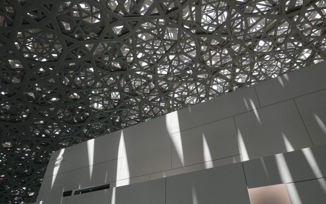 Création du Musée du Louvre Abu Dhabi