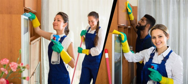 cleaners cleaning