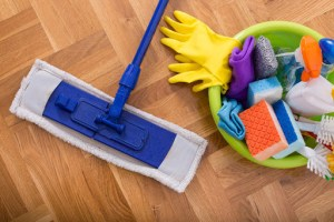 house cleaning items