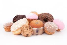 sweet and starchy foods