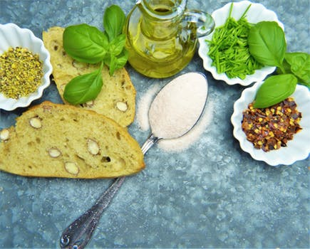 healthy foods gluten-free