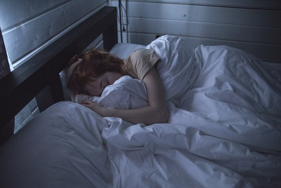 improve sleep with green therapy