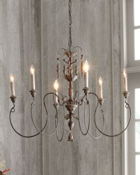 7 Rustic Chic Types of Chandeliers to Glam Up Your Home