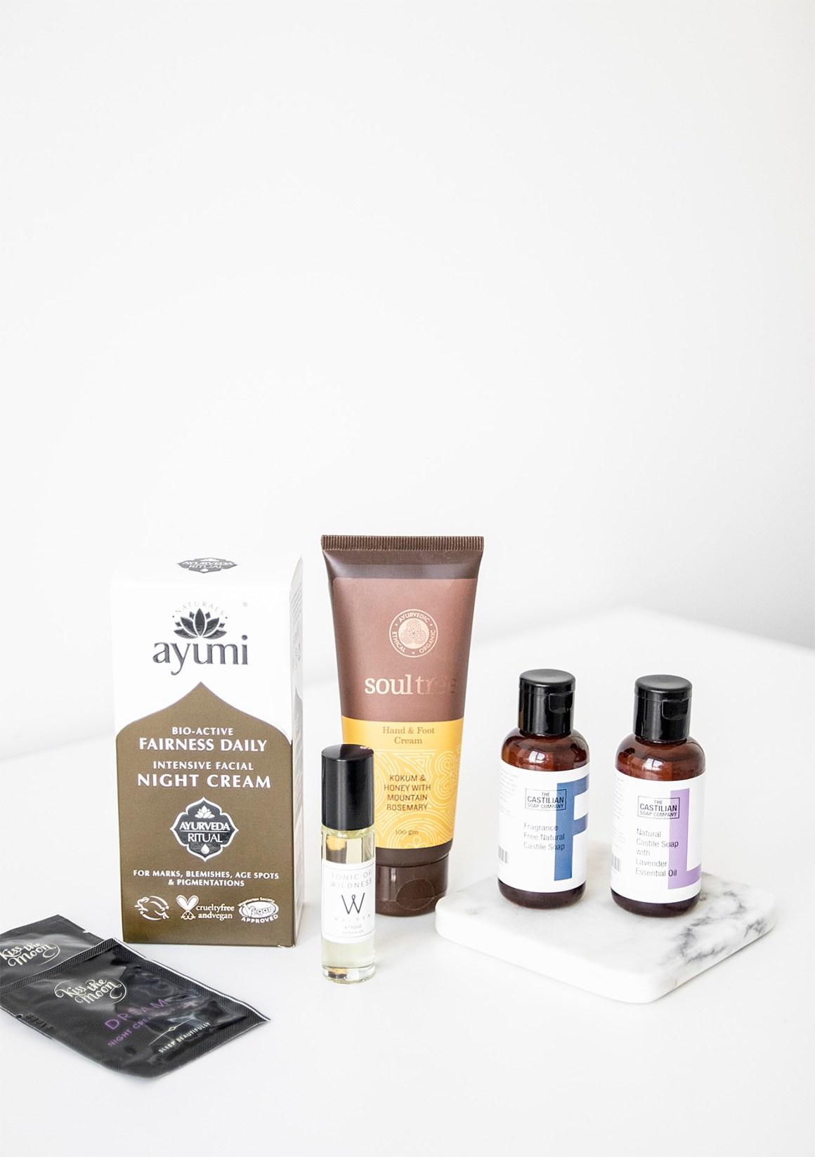 LoveLula Natural Beauty Box December 2020