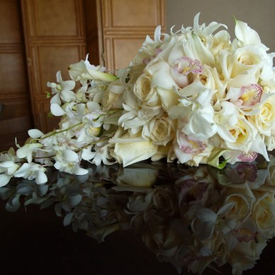 Florals by Organic Elements Photo by Deidre Buck Photography