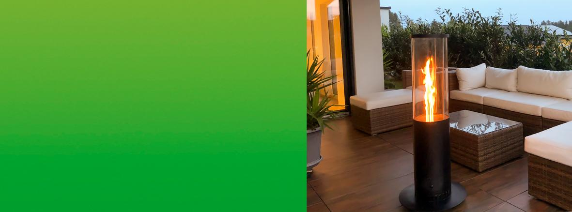 pellevita patio heater organic energy
