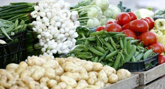 Organicvegmarket
