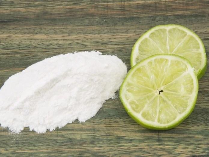 Image result for Baking soda and lemon combo