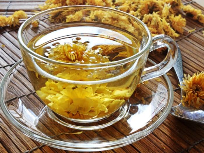 Image result for chrysanthemum tea