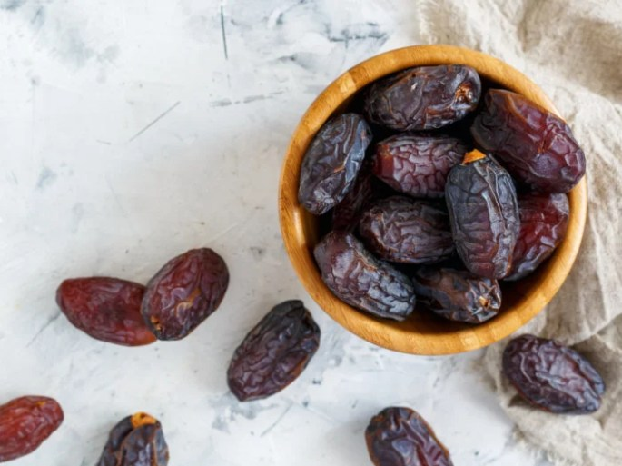 Dates in a bowl