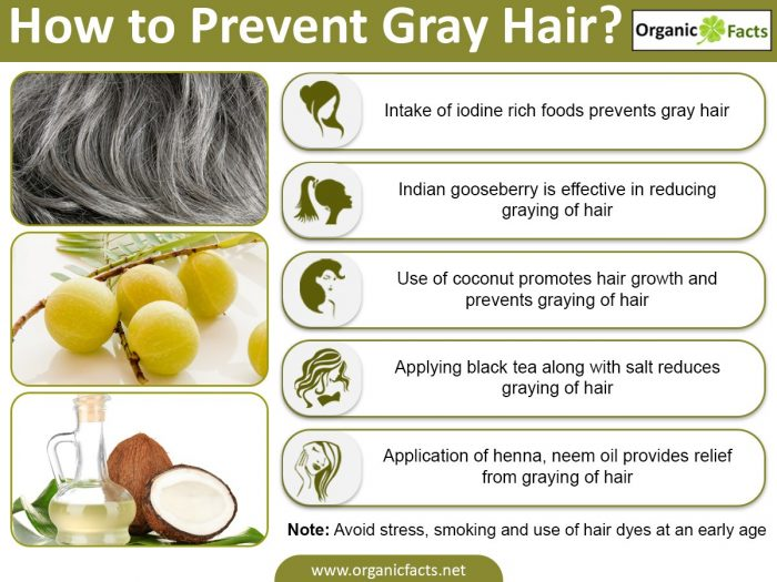 Premature Gray Hair Home Remedies Amp Treatments Organic