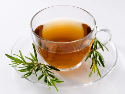 Reducing Inflammation with Rosemary tea