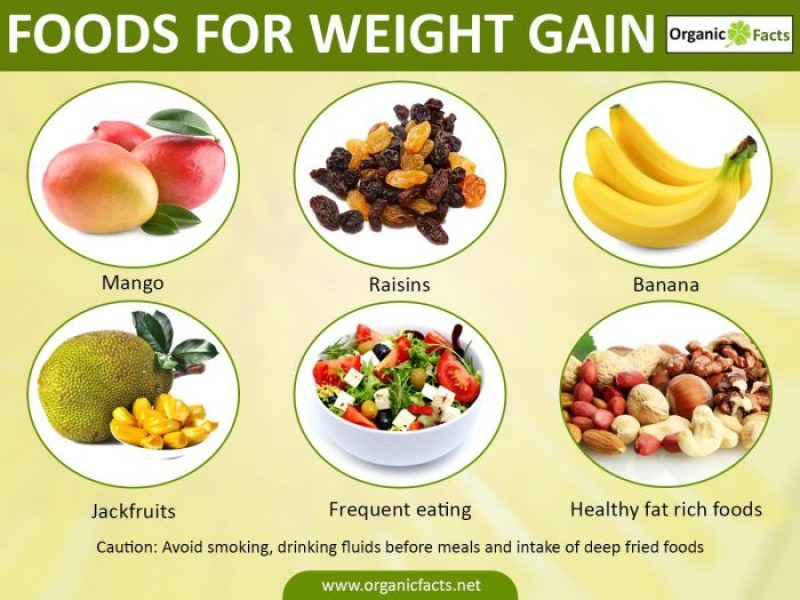 Best Foods For Weight Gain In Toddlers
