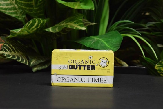 *ORG Salted Creamery Butter 250g - Organic and Quality Foods