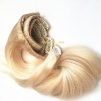 Colored clip in hair extensions , China OEM Colored clip ...