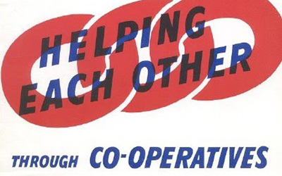 Helping eachother through cooperatives