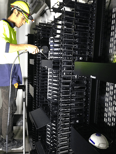 data centre cleaning brisbane adelaide darwin