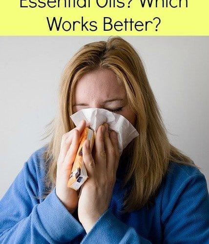 Homeopathy vs essential oils