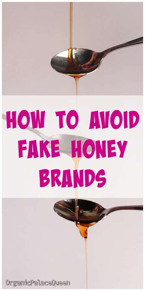 how to tell real honey from fake honey
