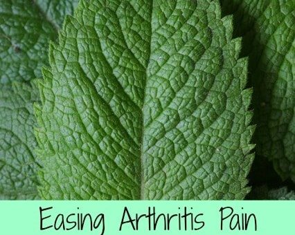 essential oil arthritis blends