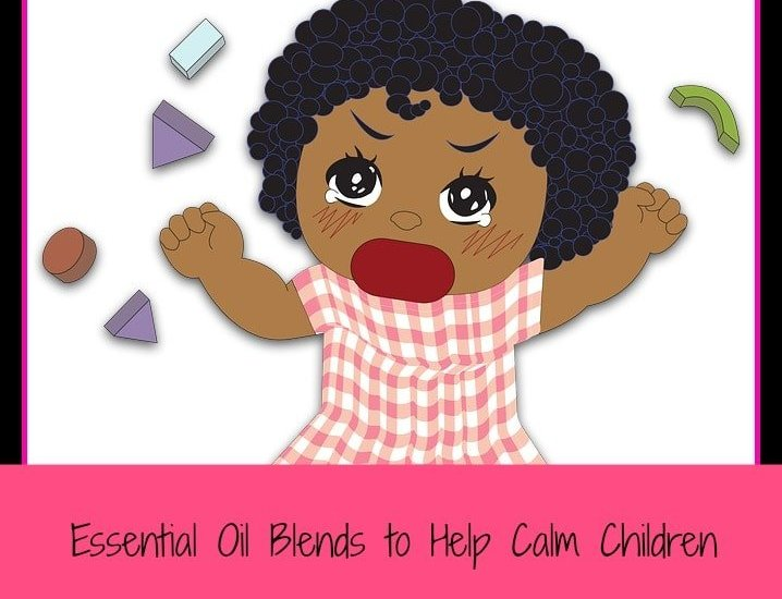 essential oils for calm children