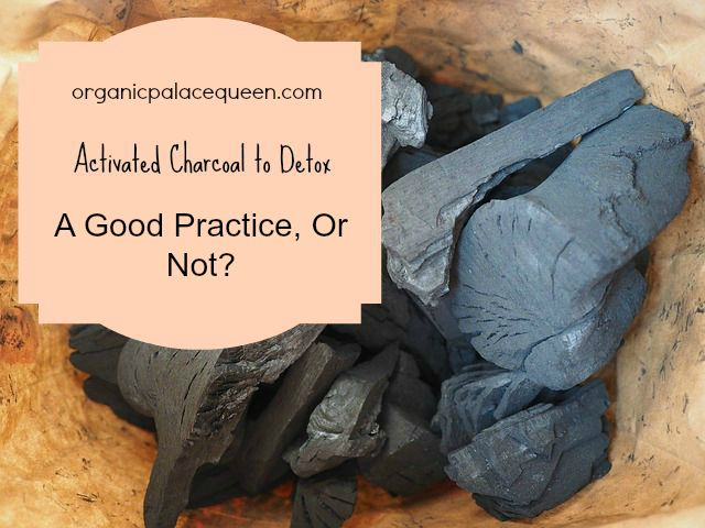 Activated Charcoal Pills Detox
