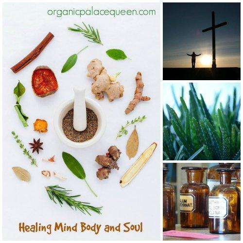 Healing Mind Body Soul