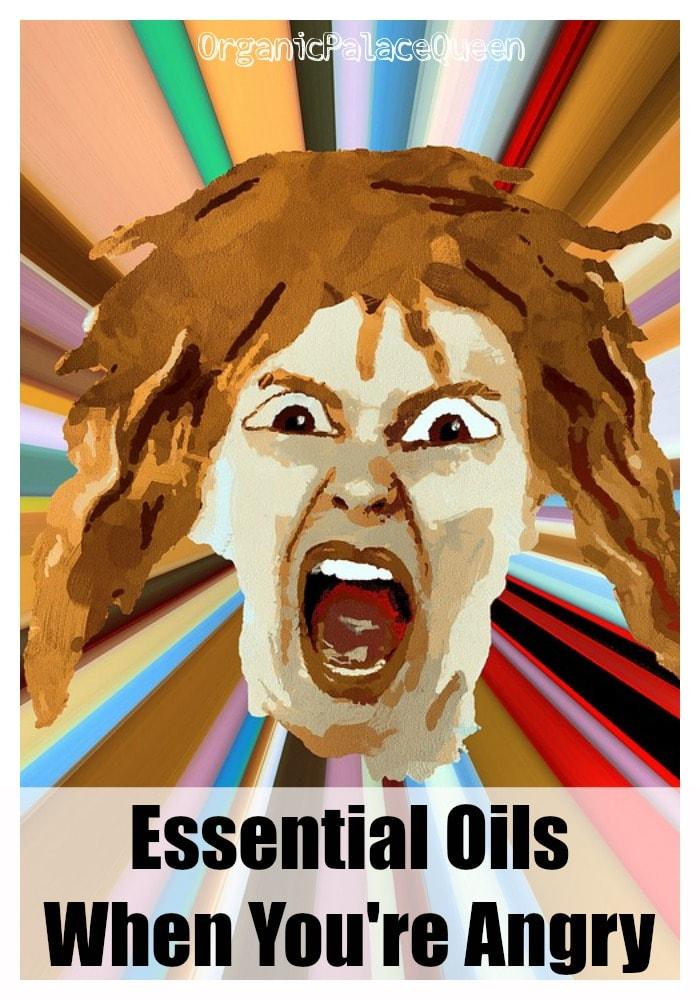 essential oils for anger management