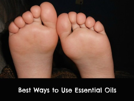 What do I do with essential oils