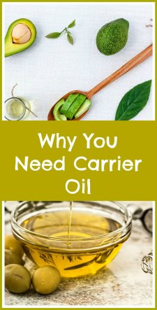 why use carrier oil with essential oils