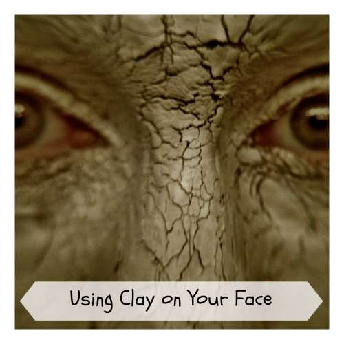 what do clay face masks do