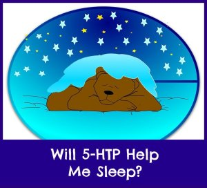 Can 5 HTP help me sleep