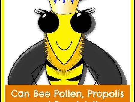 does bee pollen make you more fertile