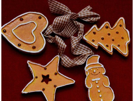 Christmas treats without GMOs