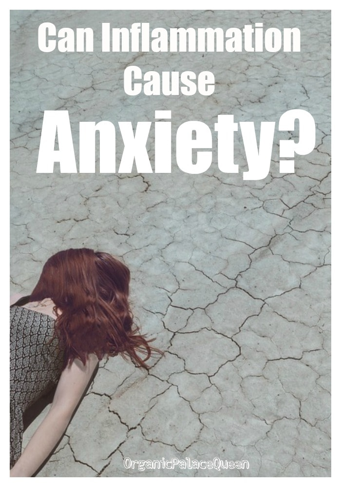 can chronic inflammation cause anxiety