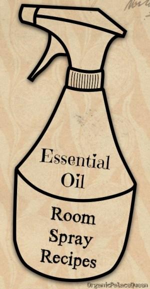 room spray recipes with essential oils
