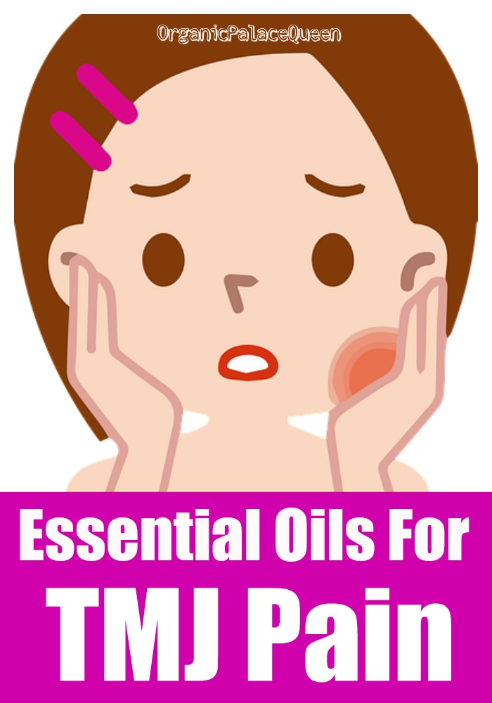 Is there an essential oil for TMJ