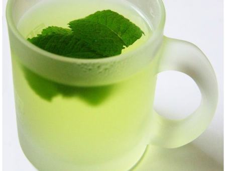 benefits of peppermint herbal tea