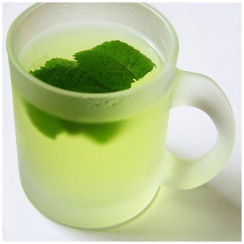 benefits of peppermint herbal tea