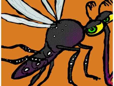essential oil bugs spray for children