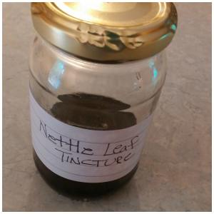how to make homemade herbal tinctures