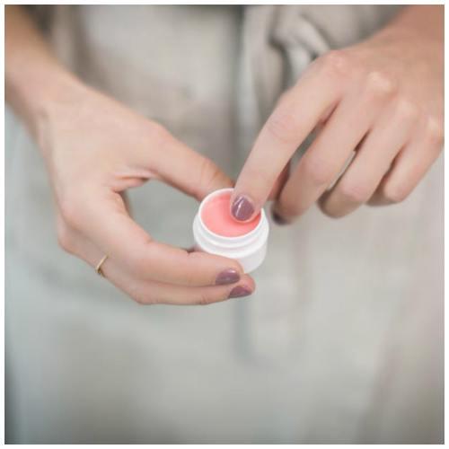 how to make non toxic lip balm