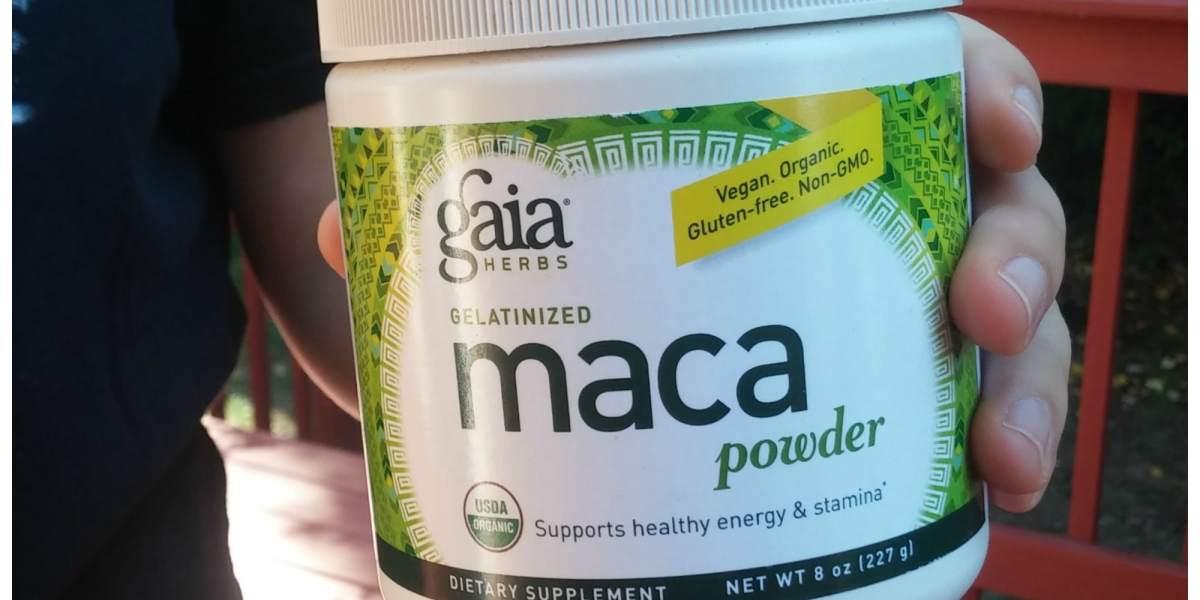 Should You Use Raw Maca Or Gelatinized?