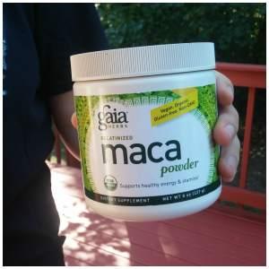 should you use raw maca or gelatinized