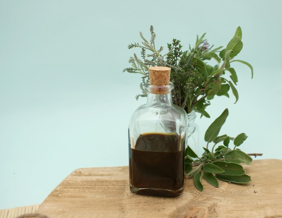 Herbal tincture recipes with cider vinegar
