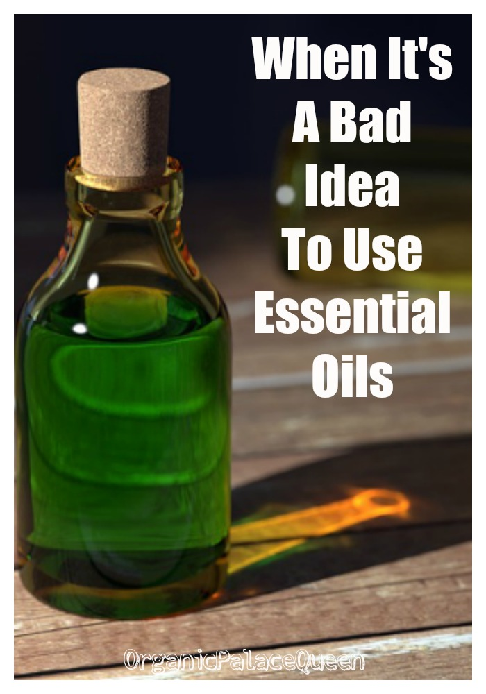 Essential oil dangers