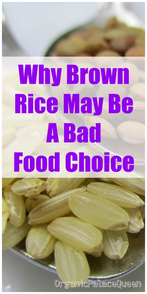 Pros and cons of brown rice